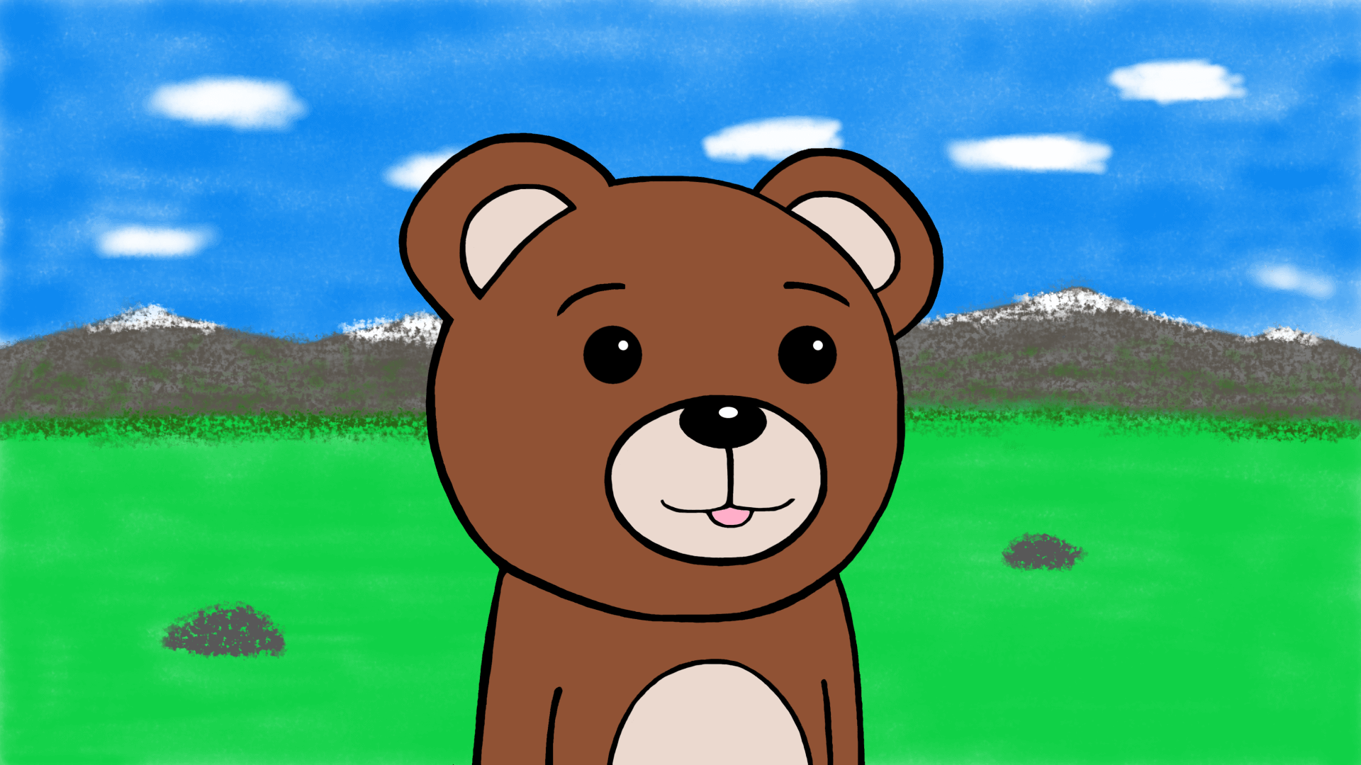 ChockrickBear Gaming Main Logo